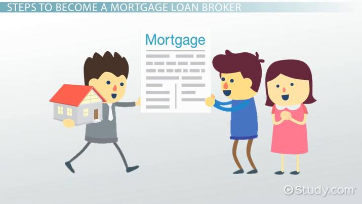 Mortgage Broker: How to Become a Mortgage Loan Broker?