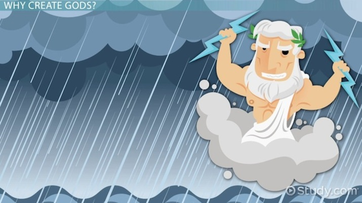 Sky God: Names & Mythology - Video & Lesson Transcript
