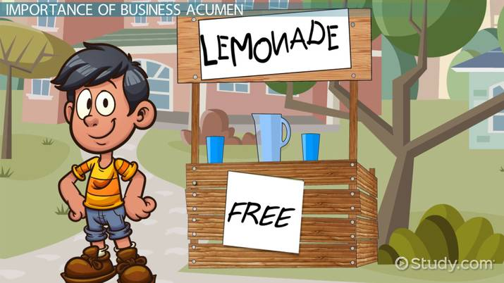 What Is Business Acumen? - Definition & Examples - Video