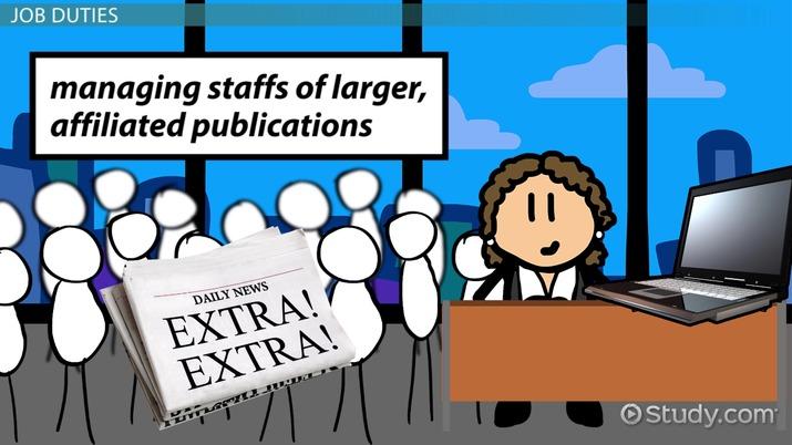 Publications Coordinator Job Description And Requirements