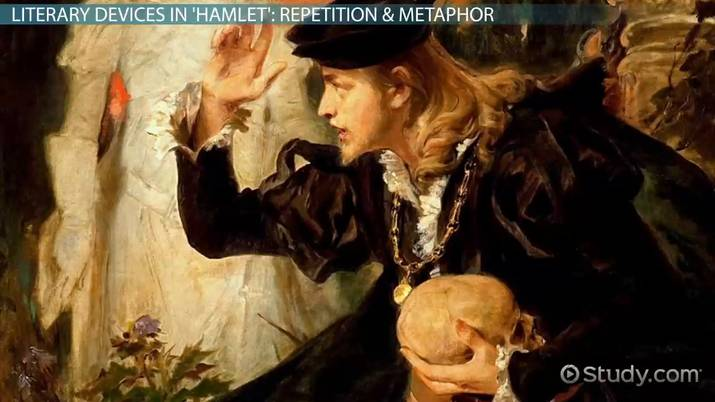 Literary Devices Used in Hamlet - Video & Lesson Transcript