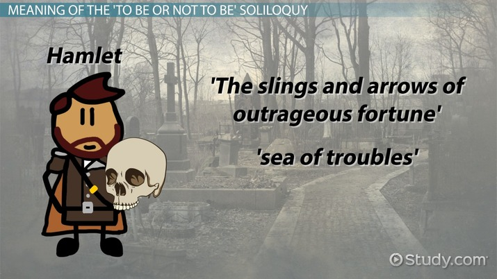 Hamlet's To Be Or Not To Be Soliloquy: Meaning & Overview