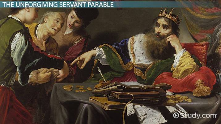 The Unforgiving Servant Parable: Story & Meaning - Video