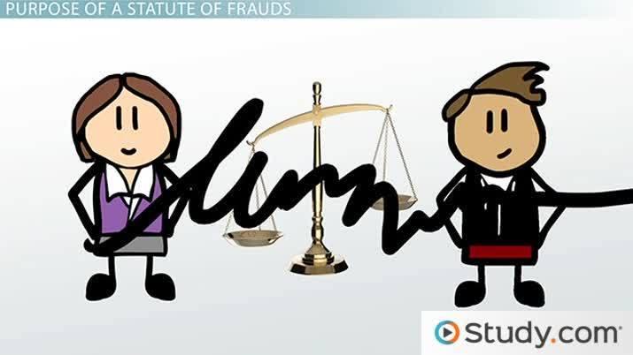statute of frauds explained