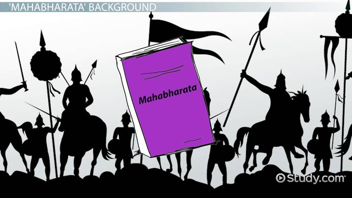 Mahabharata: Summary & Characters - Video & Lesson