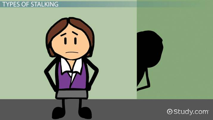 What Is Stalking? - Definition, Types, Signs & Laws - Video