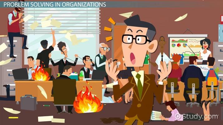 Problem Solving in Organizations: Skills, Steps & Strategies - Video