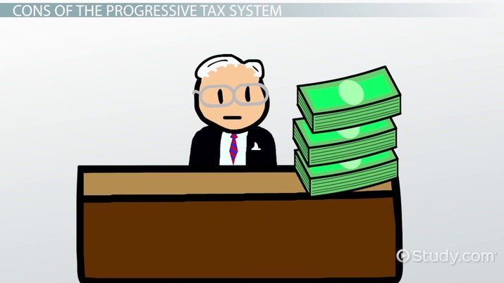 Progressive Tax System: Definition, Pros & Cons