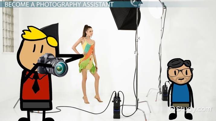 Become A Photography Assistant Career Guide