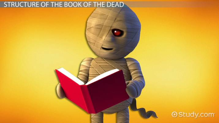 The Egyptian Book Of The Dead Summary Spell 125 Quotes Video