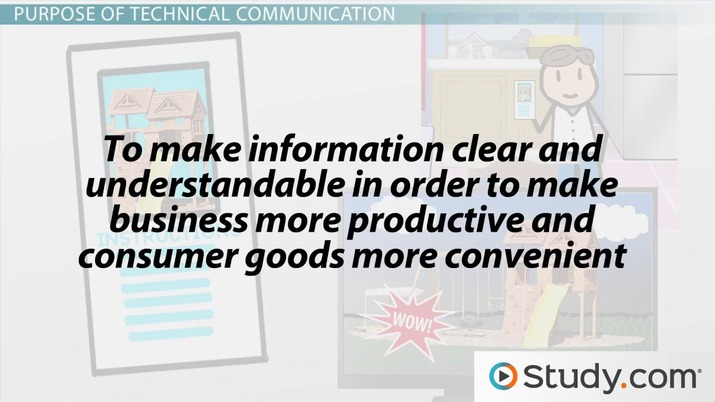 Technical Communication Definition Purpose