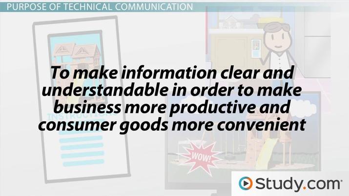 purpose of communication