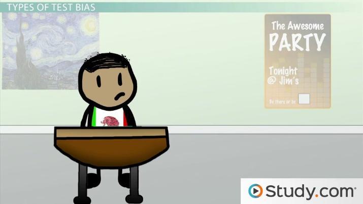 Testing Bias, Cultural Bias & Language Differences in