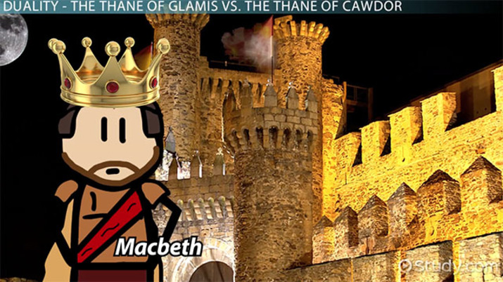 Thane of Cawdor: Meaning in Macbeth & Overview - Video