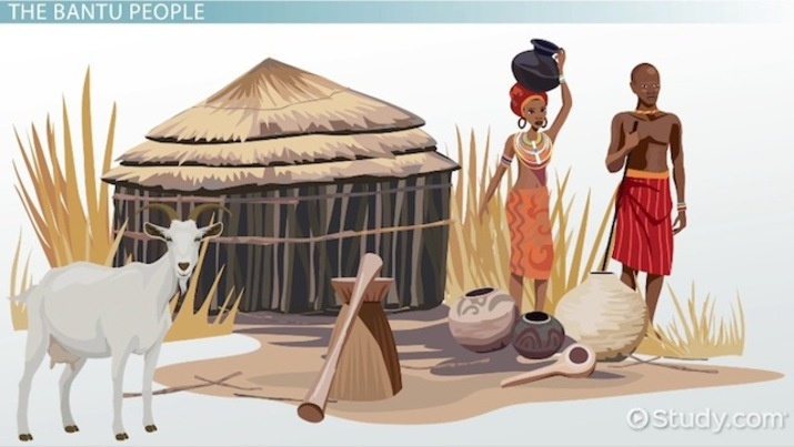 The Bantu People: Migration, Language and Impact - Video