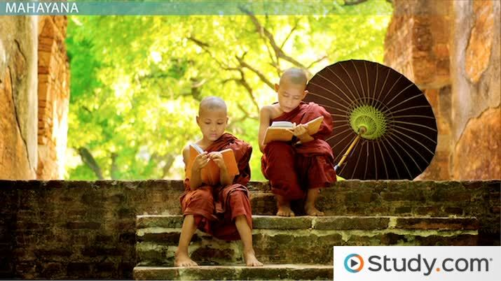 what is the difference between theravada and mahayana