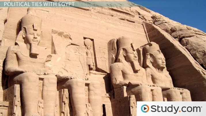 The Kush Civilization & Ancient Egypt - Video & Lesson