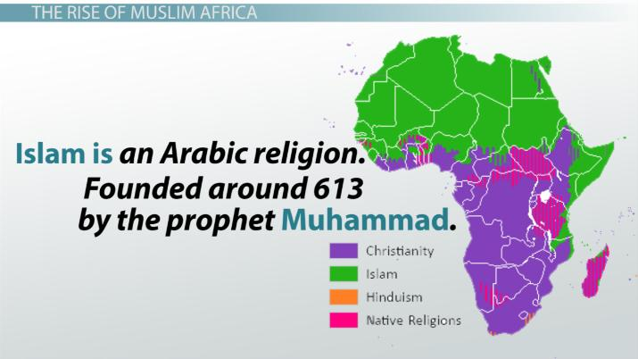 The Rise of Muslim States in Africa