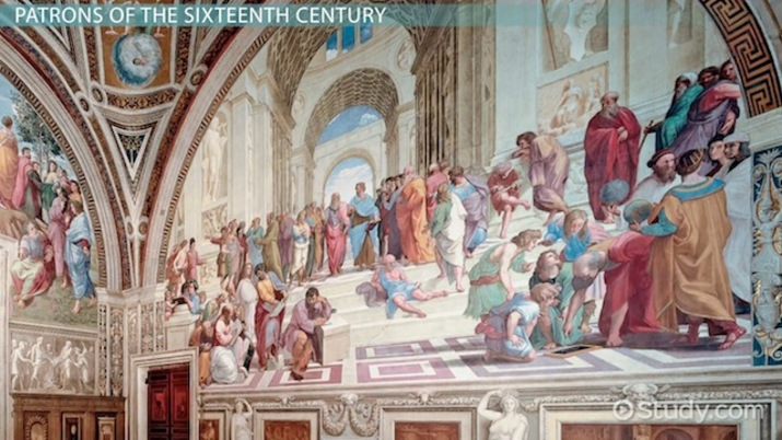 The Role of Patrons in 16th-Century Art & Architecture