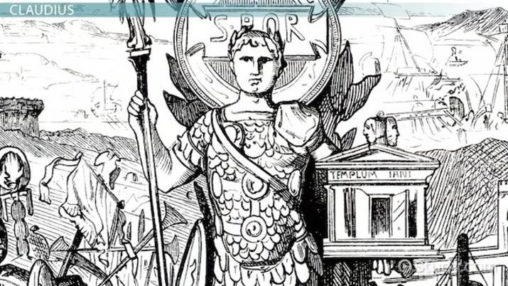 The Roman Emperor Claudius: Facts & Achievements - Video