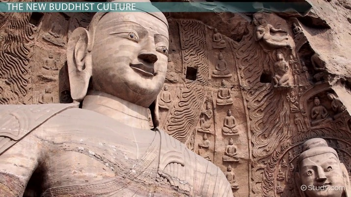 The Spread of Buddhism in Tang China