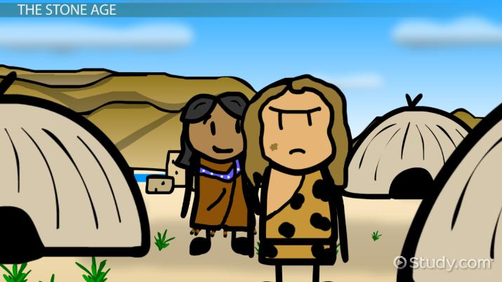 The Stone Age: Period & Overview