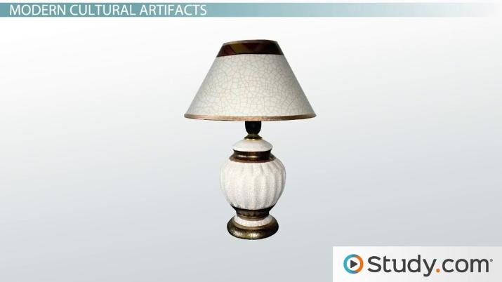 cultural artifact examples