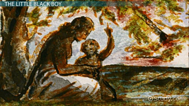 The Little Black Boy By William Blake Summary Poem Analysis
