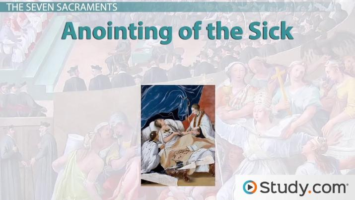 The 7 Catholic Sacraments: Definition & History - Video & Lesson