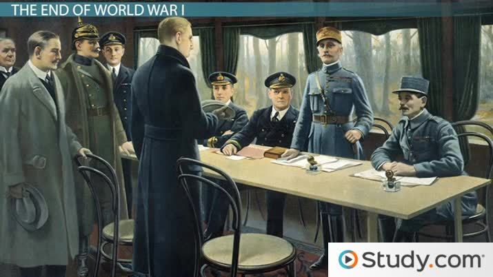 Economic, Social & Political Consequences of the Great War