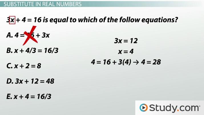 ACT Math Strategies for When You Don't Know How to Solve the Problem