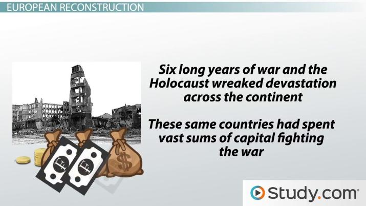 The Aftermath Of Wwii Video Lesson Transcript Study Com