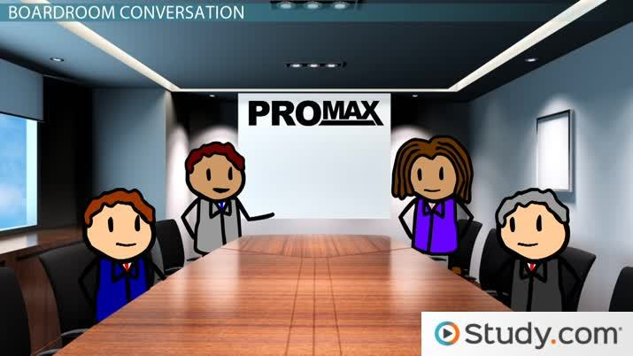 Spanish Listening Activity: Boardroom Conversations