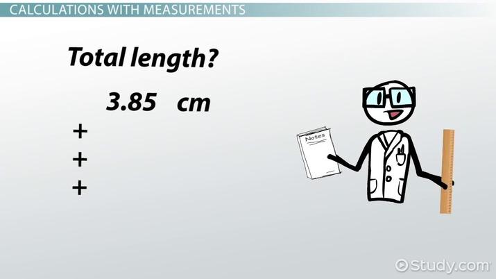 Measurements Uncertainty In Science Video Lesson Transcript
