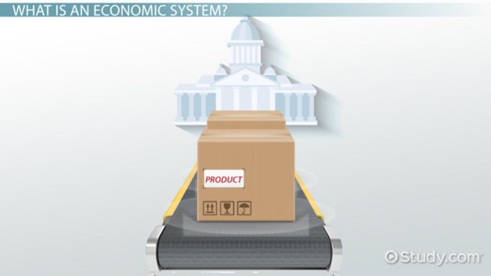 Economic Systems: Definition, Types & Examples - Video & Lesson