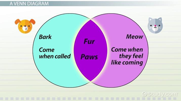 [DIAGRAM_34OR]  Using Venn Diagrams to Show Conjunctions & Disjunctions - Video & Lesson  Transcript   Study.com   Venn Diagram Logic Zoo      Study.com