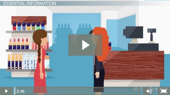 Beauty Advisor: Job Description, Duties and Requirements
