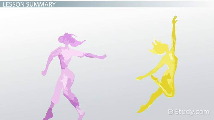 Elements of Dance: Space, Time, Levels & Force - Video
