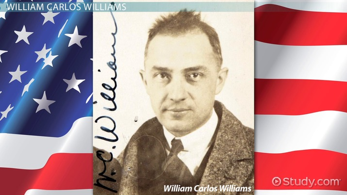William Carlos Williams Biography Famous Poems Writing Style
