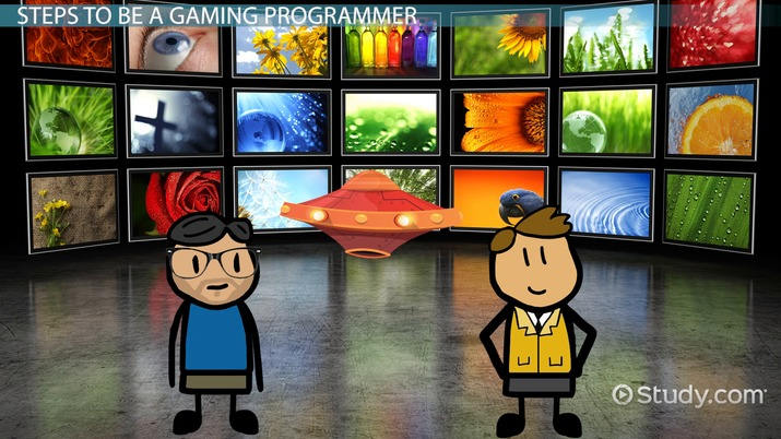 Become a Gaming Programmer: Step-by-Step Career Guide