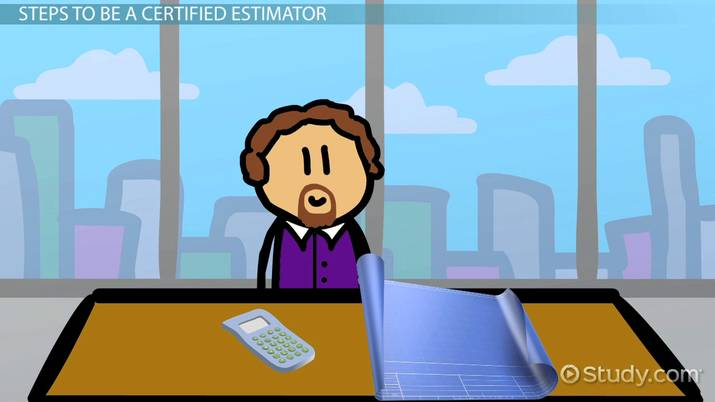 How to Become a Certified Estimator
