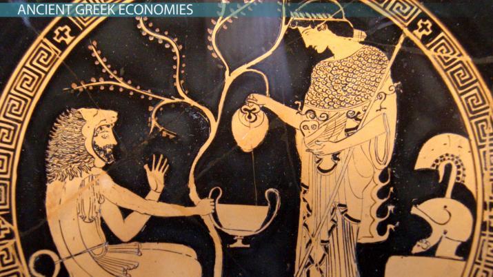 Trade Commerce In Greek City States The Mediterranean Region