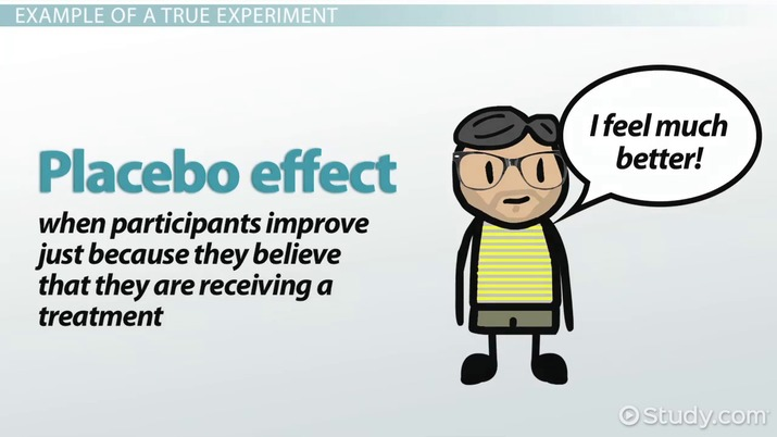 True Experiment: Definition & Examples - Video & Lesson