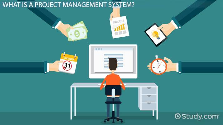 Project Management System: Definition & Example - Video