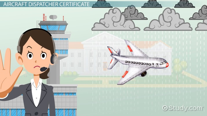 Dispatcher Certification and Certificate Programs