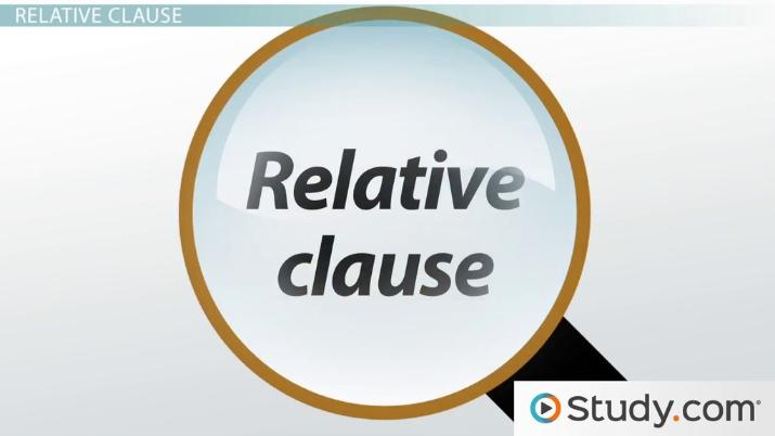 Types of Clauses: Noun, Adverbial, & Relative Clauses