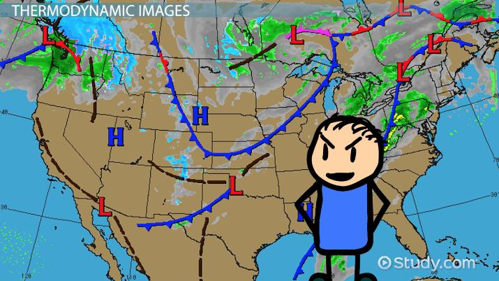 Types of maps population topographic weather political world types of weather maps images gumiabroncs Gallery
