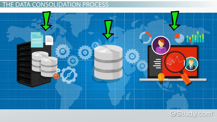 What is Data Consolidation? - Definition & Overview