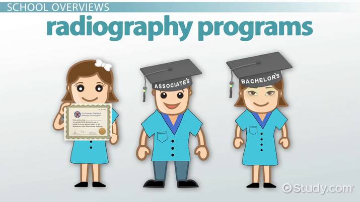 List of the Top Radiography Schools in the U S