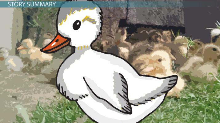 The Ugly Duckling: Summary, Characters & Author - Video & Lesson
